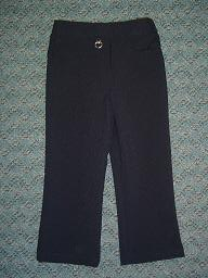 Forton Girls Trousers- navy