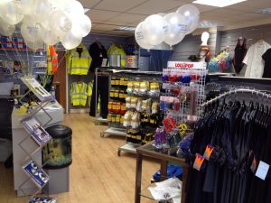 New Shop Morecambe INSIDE