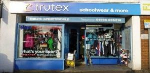 Garstang Shop - Uniform and Leisure