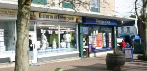 Kirkham Shop - Uniform and Leisure