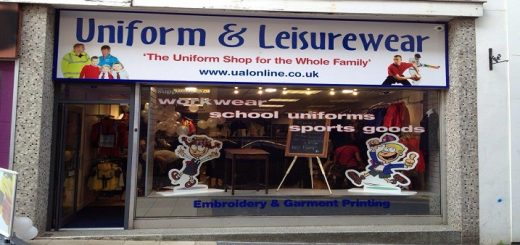 Morecambe Shop - Uniform and Leisure